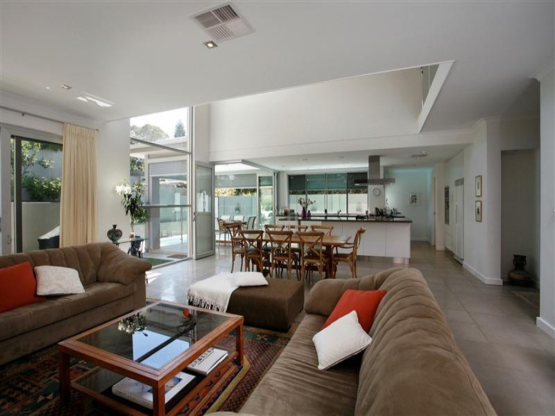 View The Make Small Spaces Spacious With Openplan Living