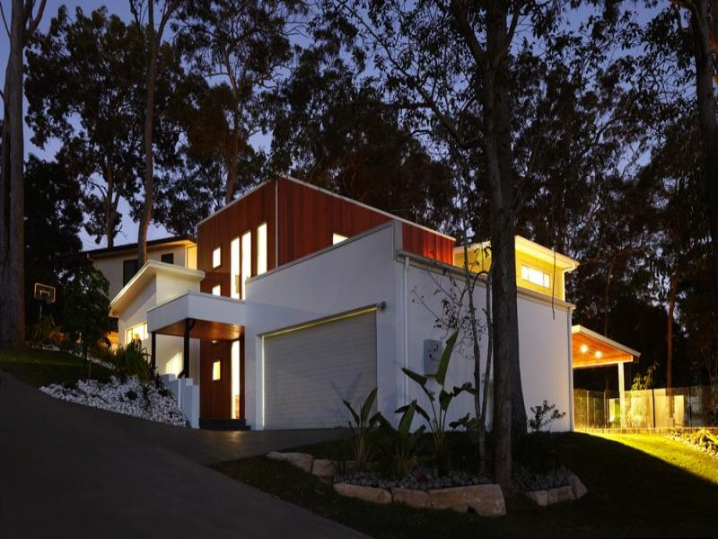 Photo of a concrete house exterior from real Australian home - House Facade photo 205823