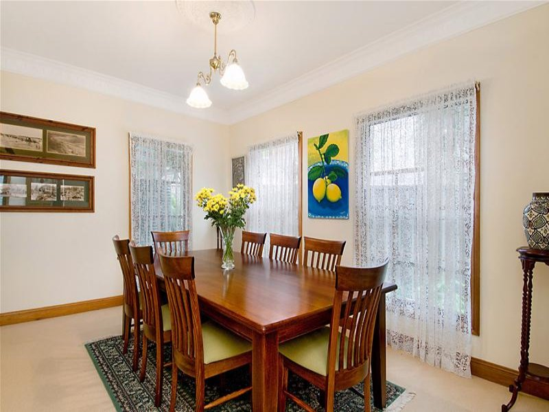 Beige dining room idea from a real Australian home - Dining Room photo 392432