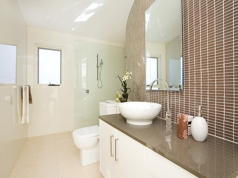 Awesome Ceramic In A Bathroom Design From An Australian Home   Bathroom Photo 262553