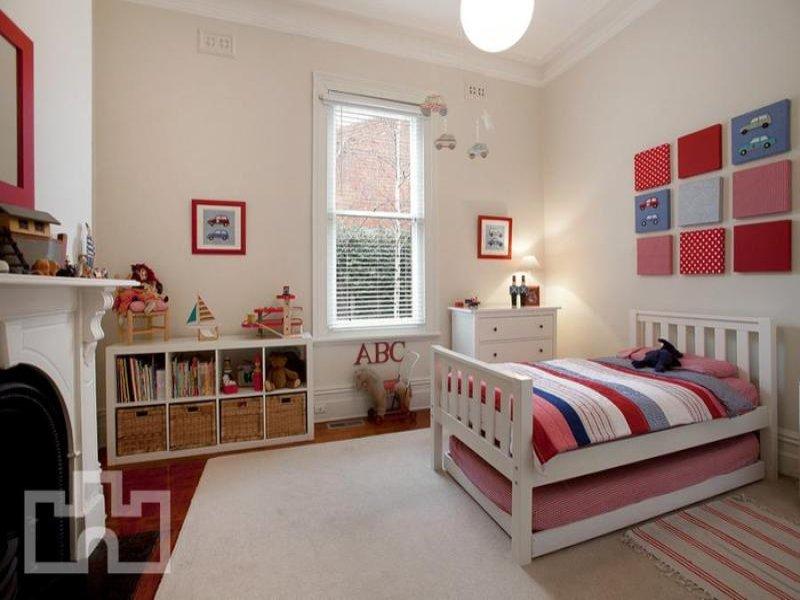 Country Bedroom Design Idea With Tiles Bi Fold Windows