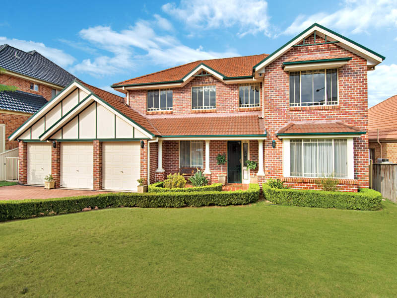 Photo of a brick house exterior from real Australian home - House Facade photo 397951