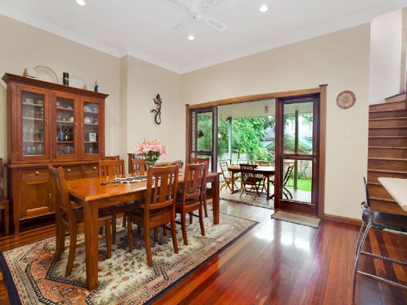 Beige dining room idea from a real Australian home - Dining Room photo 399099