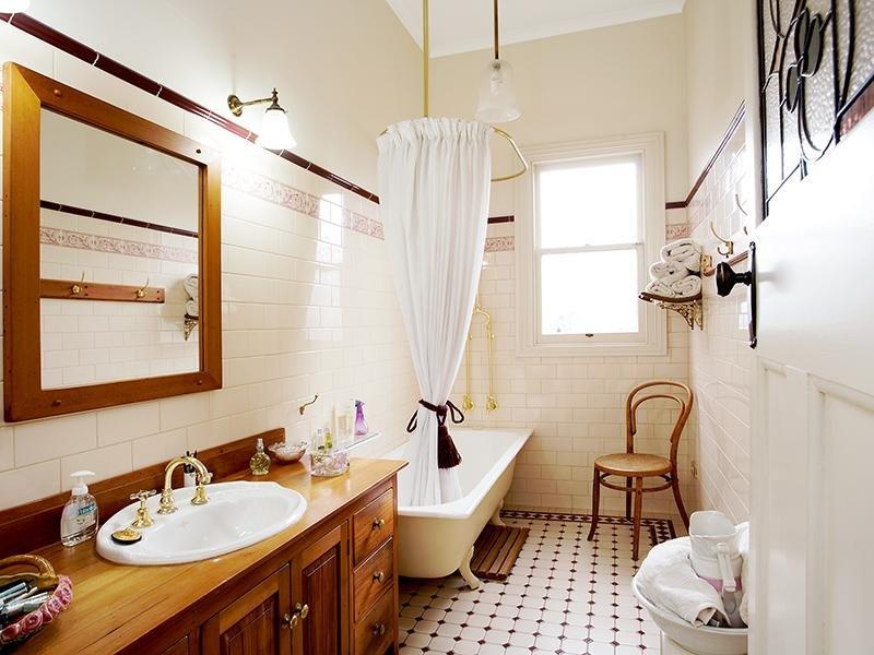 10 idee per un bagno in grande stile for Case in stile new england
