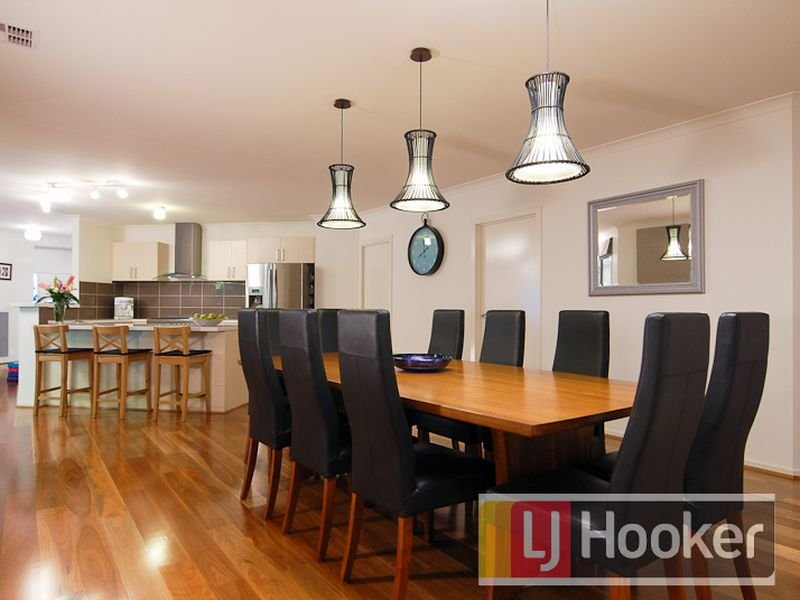 Photo of a dining room design idea from a real australian for Dining room ideas australia