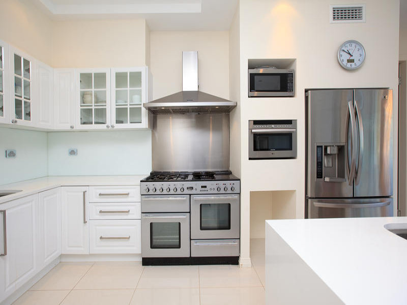 Small U Shaped Kitchen Ideas