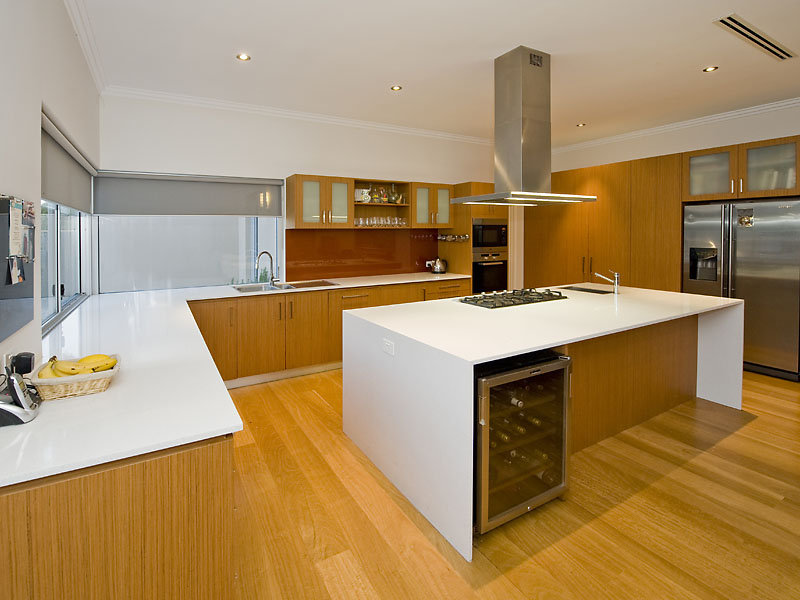 Stainless Steel In A Kitchen Design From An Australian