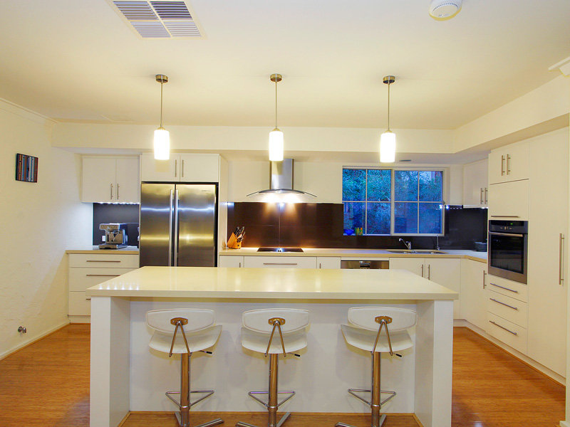 Modern Island Kitchen Designs island kitchen design using floorboards - kitchen photo 1230274