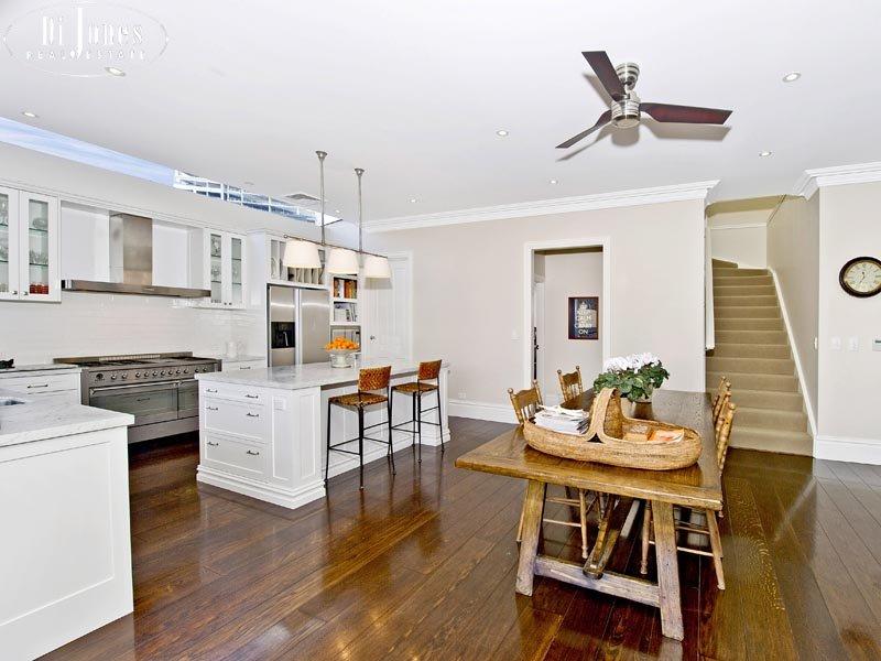 Floorboards In A Kitchen Design From An Australian Home Kitchen Photo 1575885