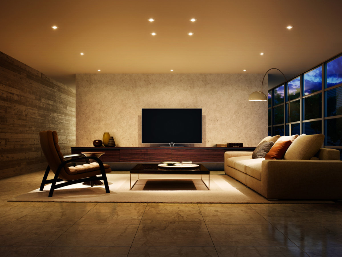 Photo of a living room idea from a real australian house for Family room designs australia