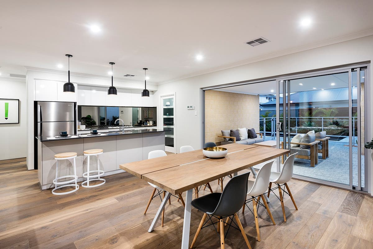 New home builders in wa express two storey living malvernweather Image collections