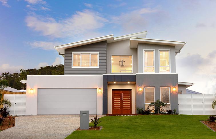 G j gardner homes gold coast display homes home designs for Home designs gold coast