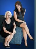 Katrina Keegan and Penelope Nicholls,