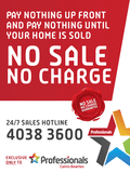 Professionals Cairns Beaches 24/7 Sales Hotline,