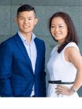 Bryan Tuck & Sabrina Chen,