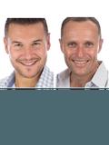 Ryan Canilho and Darrell Johnson, Knobel & Davis Property Services - Gold Coast