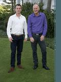 Bruce Williams & Matt Nielsen, Ray Real Estate - Salt Village