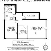 3/116 Beach Road, Christies Beach, SA 5165