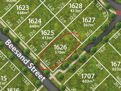 Lot 1626, Beesand Street, Mango Hill