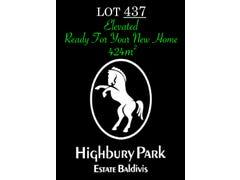 Lot 437, Hillsborough Avenue, Baldivis