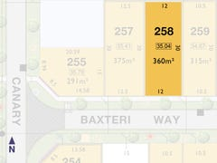 Lot 258, Baxteri Way, Hammond Park
