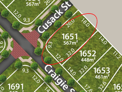 Lot 1651, Craigie Street, Mango Hill