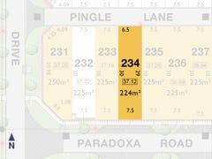 Lot 234, Paradoxa Road, Hammond Park
