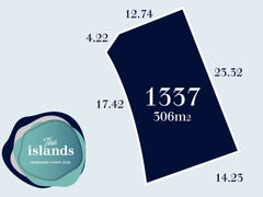 Lot 1337, Waterhaven Boulevard, Point Cook