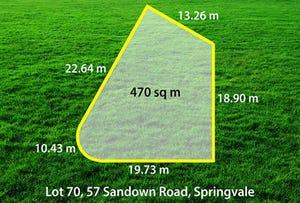 Lot 70, 57-59 Sandown Road, Springvale, Vic 3171