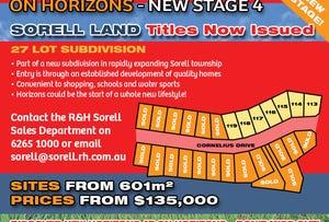 Lot 119 'On Horizons', Cornelius Drive, Sorell, Tas 7172