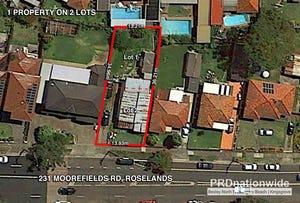 231 Moorefields Road, Roselands, NSW 2196