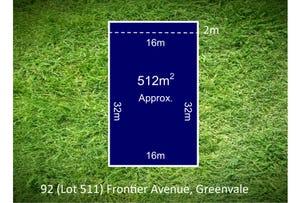 Lot 511, 92 Frontier Avenue, Greenvale, Vic 3059