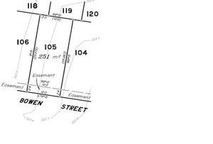 LOT 105 Bowen Street, Roma, Qld 4455
