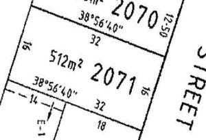 Lot 2071 Holloway Street, Wyndham Vale, Vic 3024
