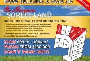Lot 95 Horizon Drive, Sorell, Tas 7172
