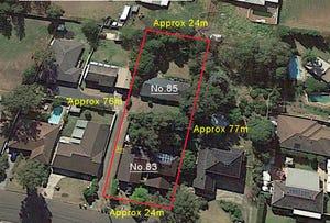 83 & 85 Irwin Street, Werrington, NSW 2747