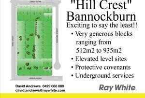 Lot 20 HILLCREST ESTATE, Bannockburn, Vic 3331