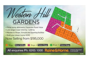 Lot 34 Weston Hill Gardens (off Weston Hill Road), Sorell, Tas 7172