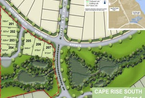 Lots 201 - 207, Lots Cape Rise Estate South - Stage 1A, Dunsborough, WA 6281