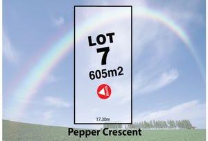 Lot 7 Pepper Crescent, Drouin, Vic 3818