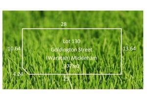 Lot 130 Goldington Street, Mickleham, Vic 3064
