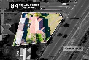 84 Railway Parade, Dandenong, Vic 3175