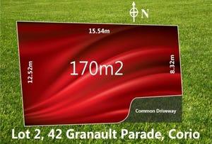 Lot 2, 42 Granault Parade, Corio, Vic 3214