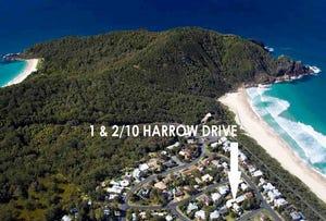 1/10 Harrow  Dr, Boomerang Beach, NSW 2428