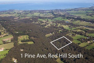 1 Pine Avenue, Red Hill, Vic 3937