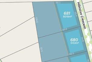 Lot 680 Hibiscus Crescent, Maudsland, Qld 4210