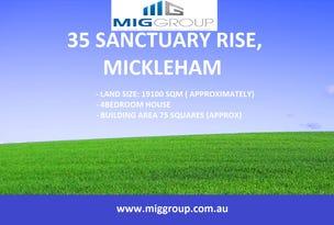 35 sanctuary rise, Mickleham, Vic 3064
