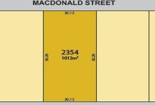 Lot 2354, 111 MacDonald Street, Coolgardie, WA 6429