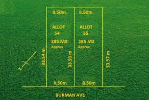 Lot 54 Burman Avenue, Gilles Plains, SA 5086