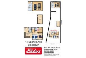 11 Sparkle Avenue, Blacktown, NSW 2148